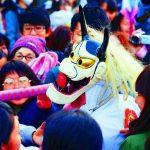 尾道が誇る奇祭ベッチャー祭り2016☆子どもの悲鳴が響きわたった三鬼神の練り歩き!