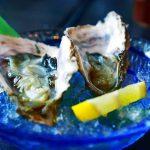 牡蠣好きパラダイス☆広島空港ビル3F『かなわ 広島空港店』de生牡蠣と牡蠣フライを堪能♪