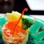 尾道市瀬戸田町『まきの日本料理』de秋の日本料理。〆はパエリアのような鉄なべ鯛めしで決まり!