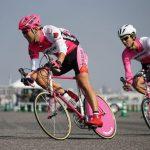 『広島バイシクル・フェスタ2016』ミニベロ&ロード迫力満点のレースに、とびしま・ゆめしま美味しい物産展♪