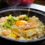 尾道市瀬戸田町『まきの日本料理』de鯛づくしの豪華海鮮ランチ!鉄なべ鯛めし茶漬けも最高!