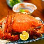 尾道鍋研究会☆2016年11月例会「かにすき鍋」、尾道産ワタリガニとズワイガニを食べまくり♪