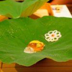 尾道駅近『郷土料理かけはし』de心まで涼風がふきわたるような盛夏のランチコース♪