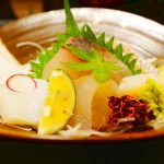 尾道市東御所町『和房まん作』deおつくり、天ぷら、茶碗蒸しのランチ♪