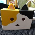 ネコ好きなら買っちゃうでしょ!「ニャンボー モバイルバッテリー」が可愛過ぎる!cheero Power Plus nyanboard ver. 6000mAh