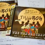 The東南西北☆ニューシングル『Thank you girl Thank you boy』30年の感謝の気持ちをこめて!<生産限定盤>