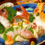 尾道市長江『おのみち海賊』、蔵を改築した隠れ家で豪華海鮮鍋など活魚尽くしの忘年会♪