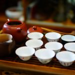 【2016上海-13】上海市 『匯豊茶荘』de香り高い本格中国茶を試飲&お土産に♪
