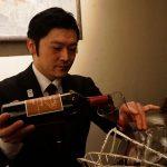 2017年、初夢喰!尾道市役所横『Gallery Bar 夢喰』deカリフォルニアワインの夕べ♪