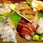 尾道市向島町『居酒屋せいちゃんち』牡蠣、白さ海老、わけぎ、尾道の冬と春を堪能♪