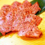 尾道駅近『炭火焼肉カモメヤ』deおまかせコースを堪能!上質なお肉とマッコリが旨い!