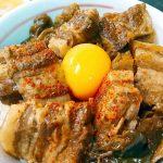 日本酒バージョンも超旨い!ねぎ豚丼を豪快にかきこもう!dancyu日本一のレシピ「絶品 ねぎ豚(豚角煮)」アレンジ