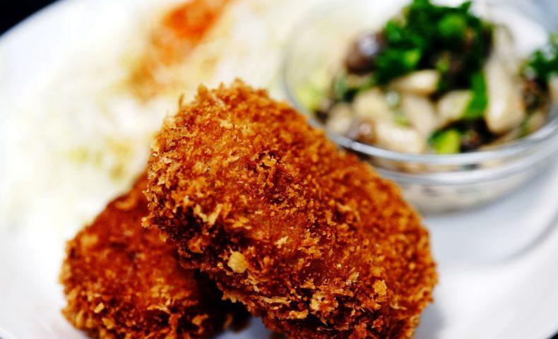 兵庫県神戸市北区『山垣畜産』kara絶品やまがきコロッケ、ミンチカツ、ハンバーグおとりよせ♪