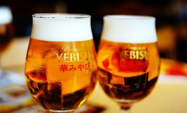 広島市南区松原町『YEBISU BAR エキシティ広島店』サッポロビール直送のビアバーでいただける6種のヱビス生ビール!