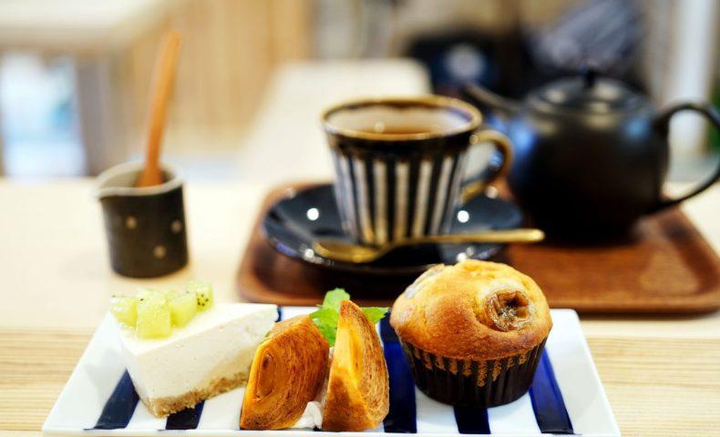 尾道商店街の紅茶専門店『CAFEしましま』3回目訪問。バナナカラメルマフィンが絶品、定番化してほしい♪