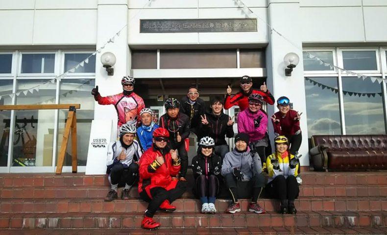 尾道商店街の紅茶専門店『CAFEしましま』主催サイクリング「しましまサイクリングno.2」