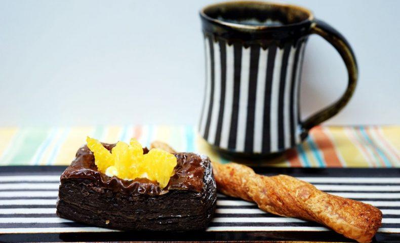 尾道市新開地区の大人気クロワッサン専門店『CASTLE ROCK』再訪問、デニッシュも美味し~ぃ!