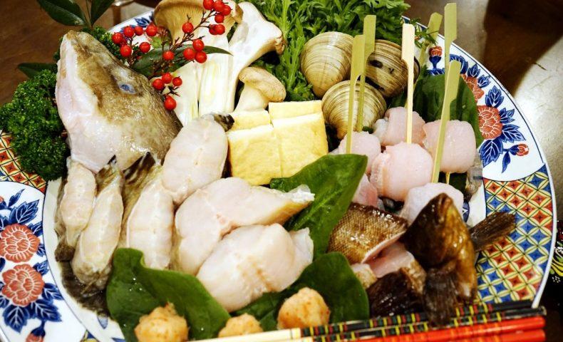 尾道鍋研究会☆2018年3月例会「ばばあ鍋」、鳥取県岩美町の名物料理を「ばばあ」連呼でいただきました。