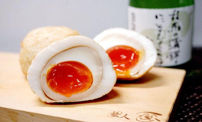 新作「煮たまご天」が超絶美味しい!尾道の老舗『桂馬蒲鉾商店』、春限定天ぷら、はも皮山椒煮も堪能!