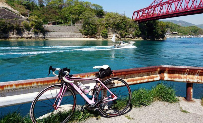 尾道商店街の紅茶専門店『CAFEしましま』主催サイクリング「今度こそ初心者ライド」尾道・向島 約30km♪