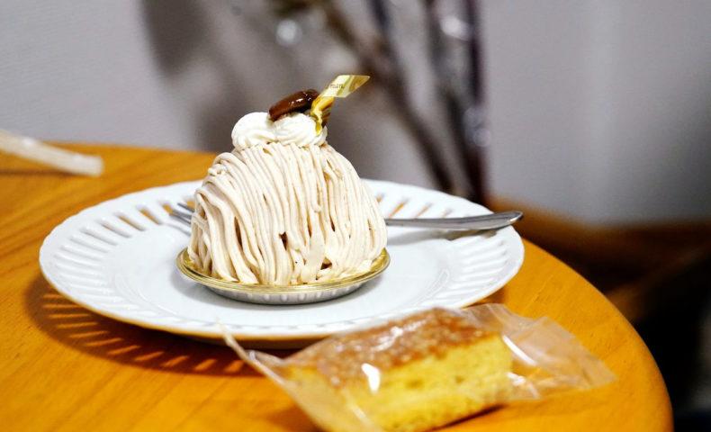 尾道市向島『小さなお菓子屋さん fuwari(ふわり)』、東京世田谷からUターンされたパティシエさんが作る上品で優しいケーキ♪