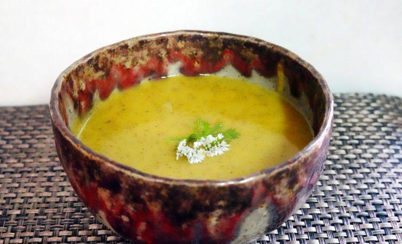 尾道市岩子島『ミーシャンズファーム』とれたてニンジンのポタージュスープのレシピ♪