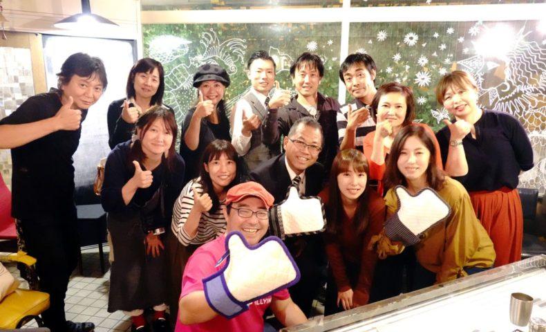 ノブ横地さん初心者向けSNSセミナー、尾道市因島土生町『しまなみカレー ルリヲン』で初開催!