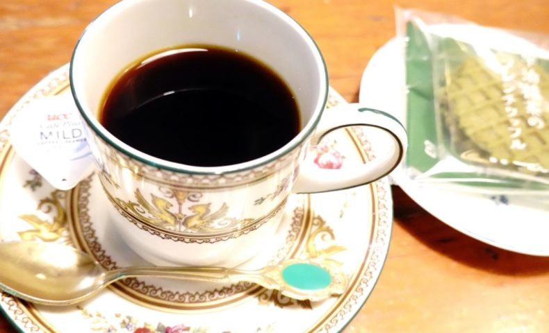 尾道商店街『メキシコ』一日中モーニングが食べられる、レトロな老舗喫茶店♪