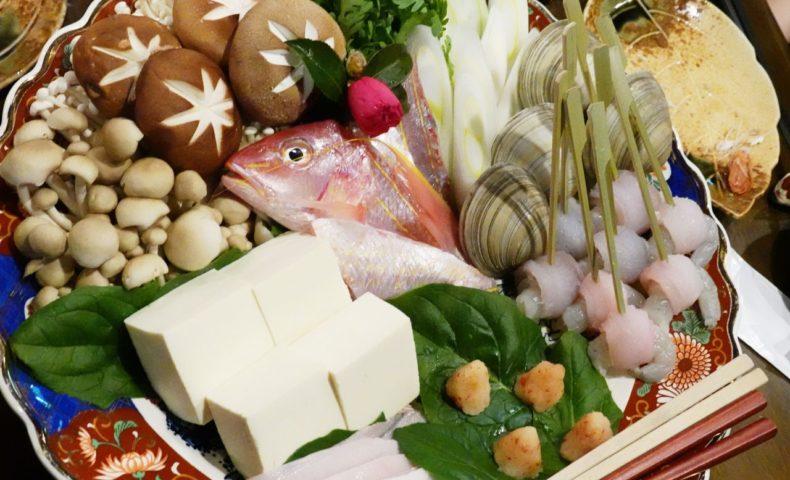 尾道市長江『おのみち海賊』1日1組限定の蔵を改築した隠れ家で、鯛の塩釜焼きに冬海鮮鍋♪