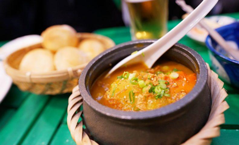尾道駅前再開発ビル2F『ベトナム料理 ホアンイエン』優しい味わいのベトナム家庭料理で貸切忘年会♪