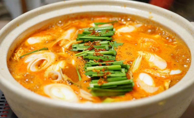 尾道市高須町 1日1組限定の韓国料理レストラン『辛味厨房 呵呵 – kaka』でスンドゥブチゲコース♪