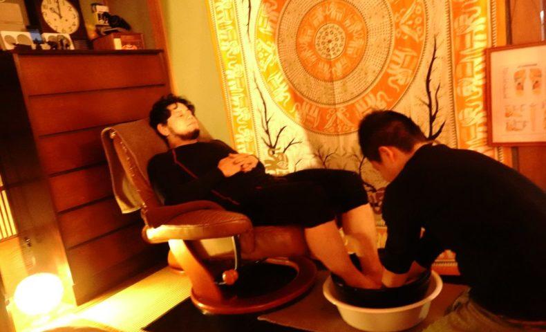尾道市向島 タイ古式マッサージ『Mi knwam suk』(ミークワームスック)、超的確なツボ刺激と柔軟なストレッチ技術にうっとり♪