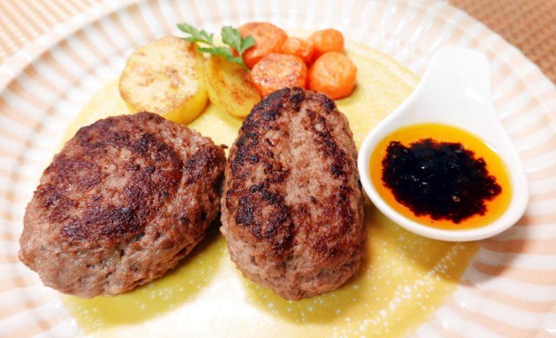 『マツコの知らない世界』で絶賛された『肉のひぐち』飛騨牛100%ハンバーグをおとりよせ♪