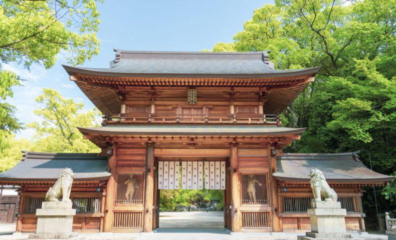 しまなみ海道に浮かぶ神の島 大三島『大山祇神社』を生樹の御門と奥の院まで参拝