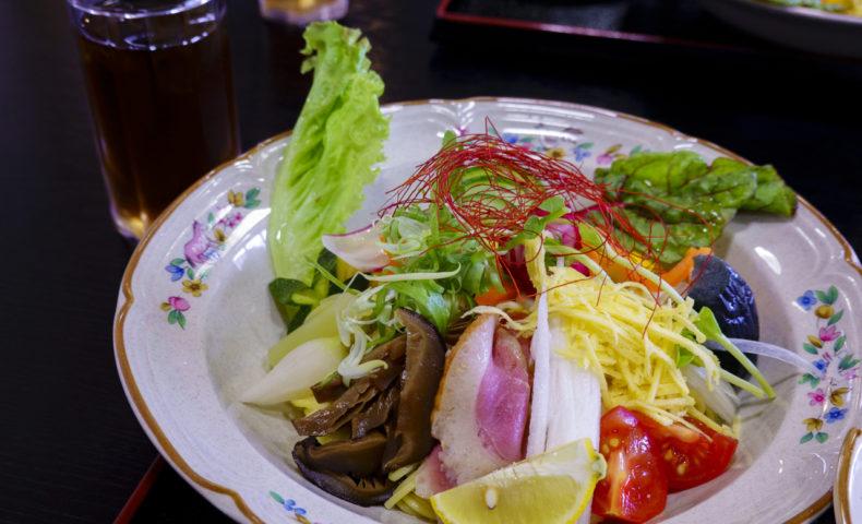 2019年夏、絶対食べたい裏メニュー「まきのの冷麺」@尾道市瀬戸田町『日本料理まきの』