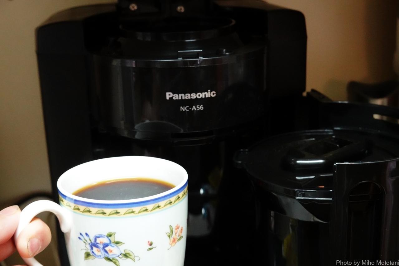 パナソニック コーヒーメーカー
