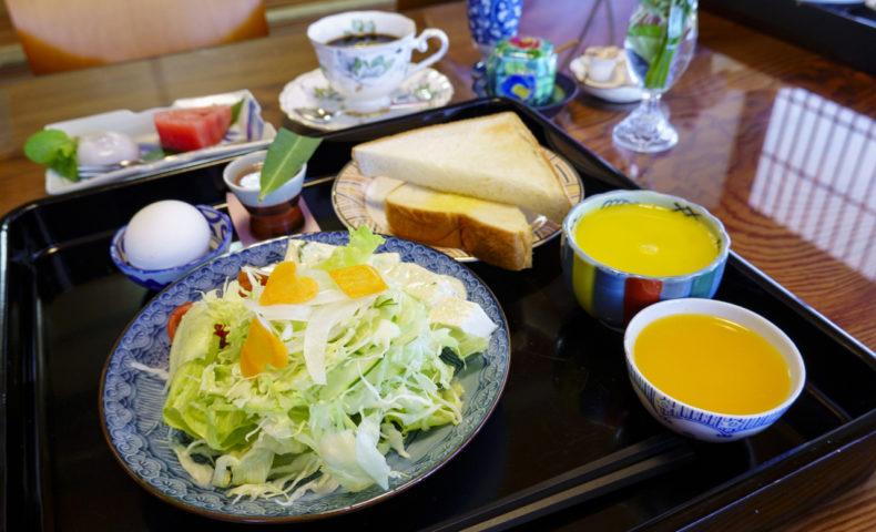 2019年7月20日オープン!尾道市向島『竹野 古民家カフェ』でヘルシーモーニング♪