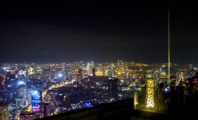 【2019ハノイ-6】夜景を一望できるルーフトップバー『Top Of Hanoi』