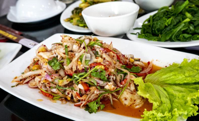 【2019ハノイ-10】『Hà Đăng cafe & restaurant』魚料理を堪能できるベトナムレストラン♪