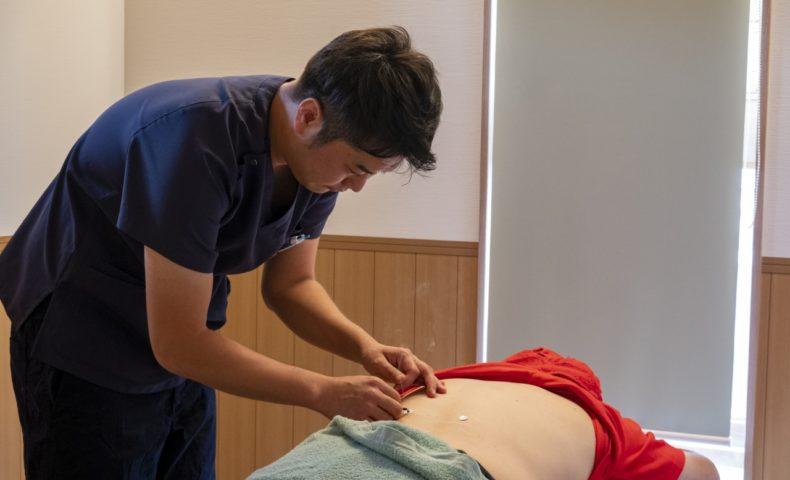 尾道市向島『珠氣鍼灸治療院』若くて優しい院長のソフトな鍼灸施術が、効果テキメン!