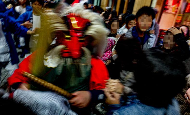 尾道が誇る奇祭ベッチャー祭り2019☆子どもの悲鳴が響きわたった三鬼神の練り歩き!
