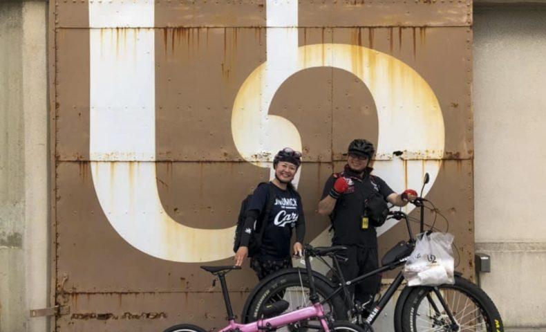 サイクリストのためのホテル&複合施設『ONOMICHI U2』の美味しいカフェとパン♪