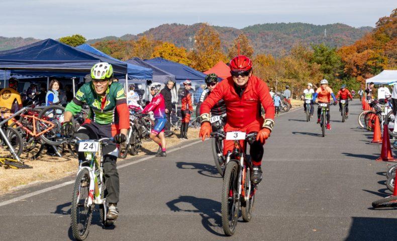 第24回MTBどろんこ忘年会☆レースも宴会も楽しい、マウンテンバイク5時間耐久レース!