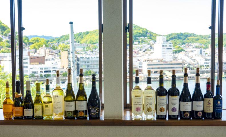 尾道市向島『Rondine -ロンディネ-』2020/6/5(金)オープンに向けてのワイン試飲会♪