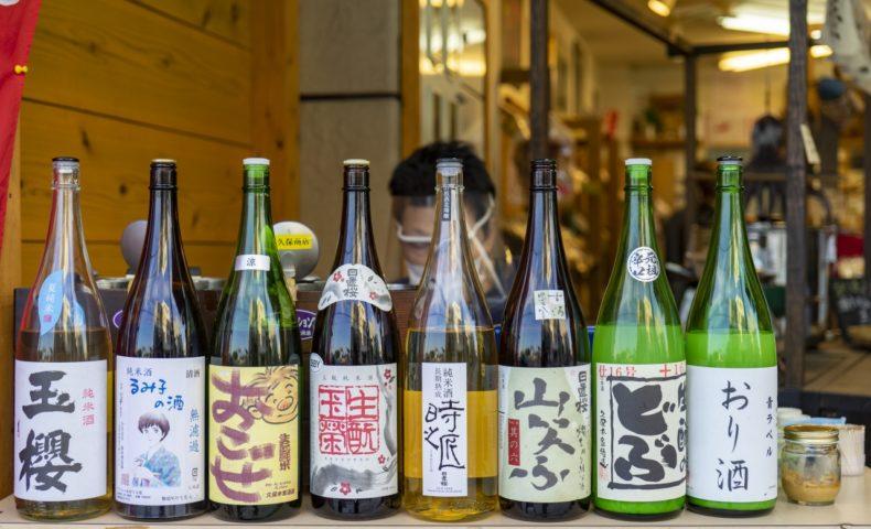 尾道海岸通り『でべらーマンの日本酒バー 2020/6/20』4ヶ月ぶりに開催、夏酒・黒毛和牛で大盛況♪