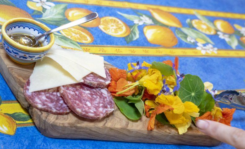 福山市加茂町『3びきのこぶた』自家栽培野菜たっぷり、イタリアンマンマの味に大感激♪