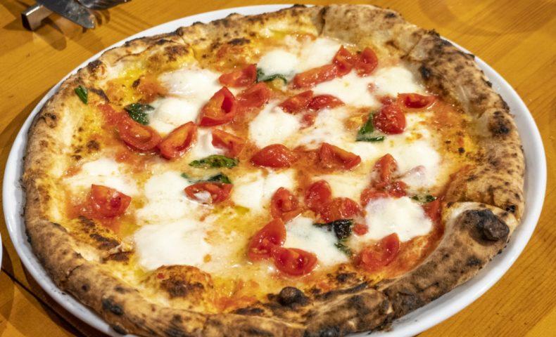 尾道市向島町『ピッツェリア・フェリックス』約3ヶ月ぶりの焼き立てピッツァはやっぱり最高!!