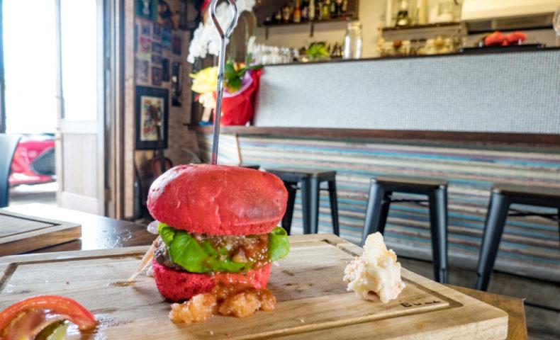 尾道市山波町『BUZZ KITCHEN』尾道水道沿いのテラス席が最高な手作りハンバーガーショップOPEN♪