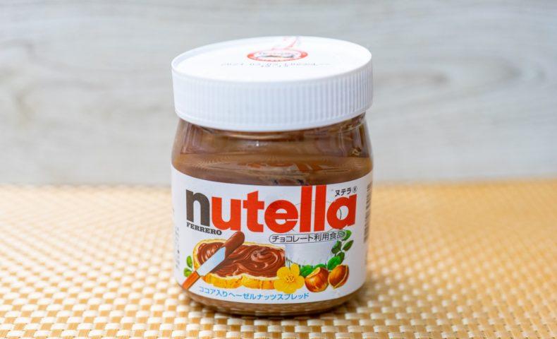 """<span class=""""title"""">イタリアの国民食、世界NO.1チョコレートスプレッド「ヌテラ」の危険な美味しさ♪</span>"""